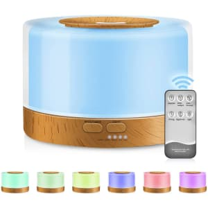 Supola 700ml Essential Oil Diffuser for $20