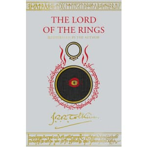 The Lord of the Rings Illustrated Edition Hardcover Book: pre-order for $45