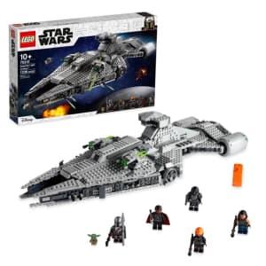 LEGO Star Wars Imperial Light Cruiser Set for $145