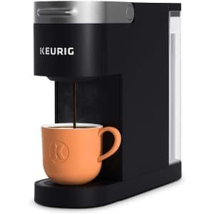 Keurig K-Slim Single Serve Coffee Maker for $50 w/ Prime