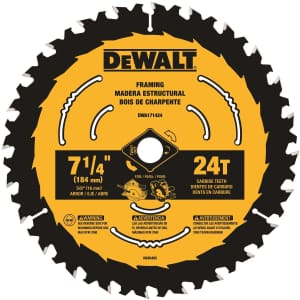 DeWalt and Irwin Saw Blades and Bit Sets at Ace Hardware: for $7 in cart