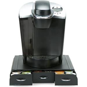 Mind Reader Anchor Triple Drawer Coffee Organizer for $17