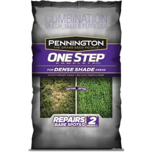 Pennington One Step Complete 10-lb. Grass Seed for $16