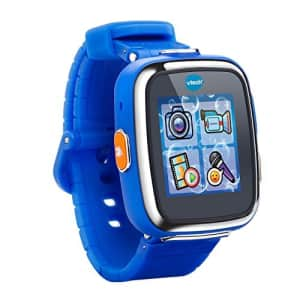 VTech Kidizoom Smartwatch DX - Royal Blue, Great Gift for Kids, Toddlers, Toy for Boys and Girls, for $54
