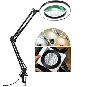LED Magnifying Lamp for $42