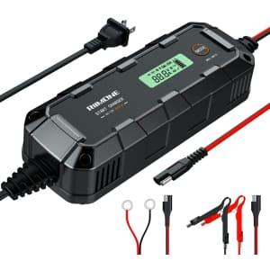 Riimone Start Charger 6V/12V Battery Charger for $70