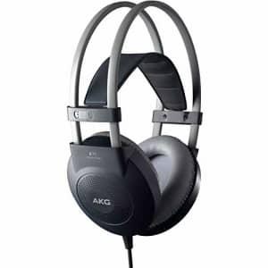 AKG Pro Audio K77 Channel Studio Headphones for $81