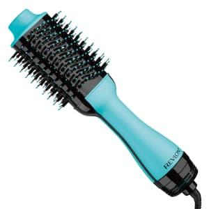 Revlon One-Step Hair Dryer And Volumizer Hot Air Brush for $45