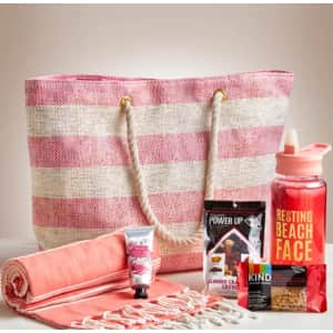 Beach Time Gift Tote for $52