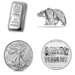 Coins and Bullion at eBay: Up to 40% off