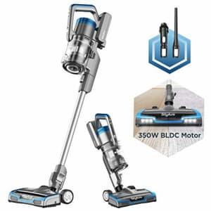 Eureka Stylus Lightweight Cordless Vacuum Cleaner, 350W Powerful BLDC Motor for Multi-Flooring Deep for $206