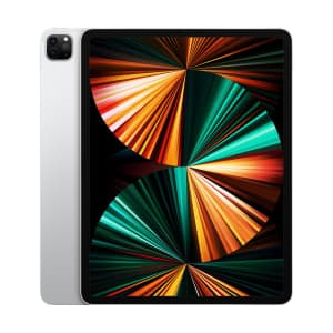 """Apple iPad Pro 12.9"""" 128GB WiFi Tablet (2021) for $1,049 for members"""