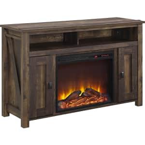 Ameriwood Home Farmington Fireplace TV Console for $213