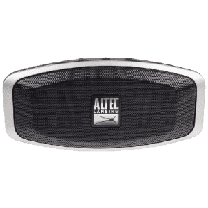 Altec Lansing Porta Bluetooth Pocket Speaker for $19