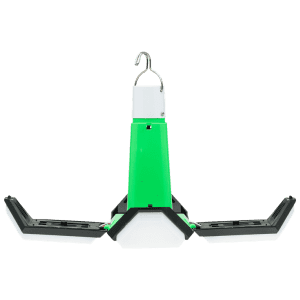 Litezall Rechargeable Fold-Out Lantern for $14