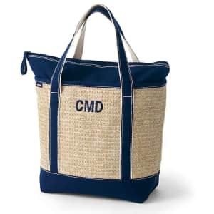 Lands' End Bag Sale: Up to 60% off