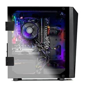 SkyTech Blaze II Gaming Computer PC Desktop - Ryzen 5 3600 6-Core 3.6GHz, GTX 1650 4G, 500G SSD, for $950