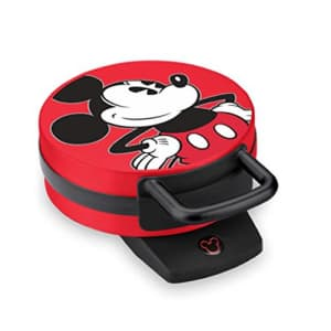 Disney Mickey Mouse Waffle Maker for $33