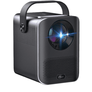 Dser Portable Mini LED Projector for $110