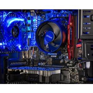 [Gamer's Choice] SkyTech Archangel II Gaming Computer Desktop PC AMD Ryzen 5 1400,GTX 1060 3GB, 1TB for $1,700