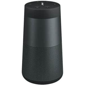 Certified Refurb Bose SoundLink Revolve Bluetooth Speaker for $179