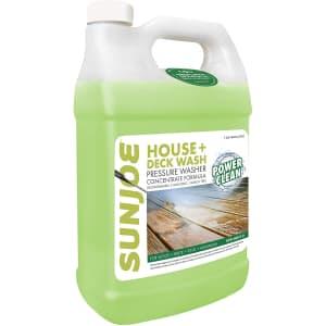 Sun Joe 1-Gallon Pressure Washer House & Deck Wash for $50