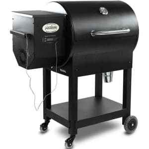 Louisiana Grills Wood Pellet Grill for $650