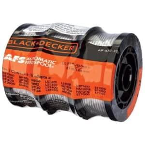 """Black + Decker Black+Decker 0.065"""" 30-Foot Trimmer Line 3-Pack for $15"""