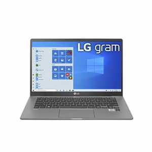 "LG Gram Laptop - 14"" Full HD IPS Display, Intel 10th Gen Core i7-1065G7 CPU, 16GB RAM, 512GB M.2 for $1,259"