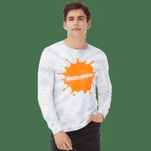 Aeropostale Men's Nickelodeon Splat T-Shirt for $10