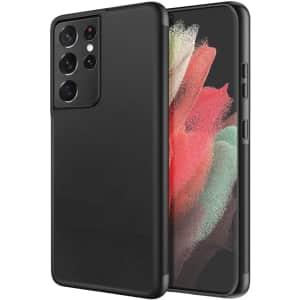 KeepSync Galaxy S21 Ultra Case for $7