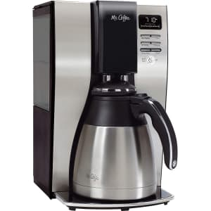Mr. Coffee Optimal Brew 10-Cup Programmable Coffee Maker for $67