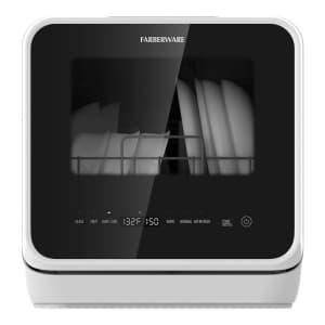 Farberware Portable Countertop Dishwasher w/ Built-In Water Tank for $356