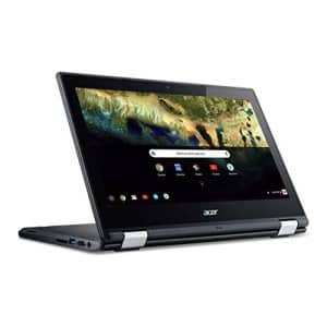 """Acer Chromebook R 11 Convertible Laptop, Celeron N3060, 11.6"""" HD Touch, 4GB DDR3L, 32GB eMMC, for $380"""