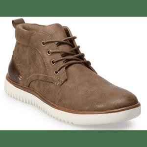Sonoma Goods For Life Wylder Men's Chukka Boots for $17