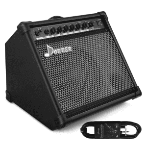 Donner Electronic Drum / Keyboard Amplifier for $130