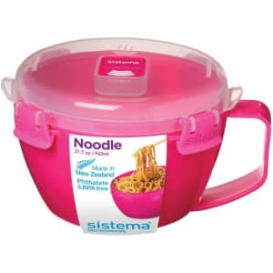 Sistema Microwave Noodle Bowl for $7