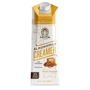 Califia Farms Almond Milk Coffee Creamer 32-oz. 6-Pack for $13.30 via Sub. & Save
