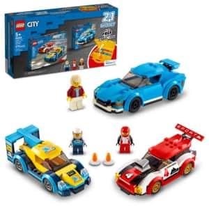 LEGO City Vehicles Gift Set for $20