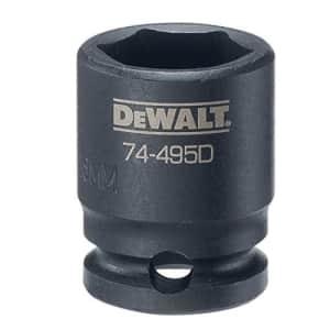 """DEWALT 3/8"""" Drive Impact Socket 6 PT 16MM for $10"""
