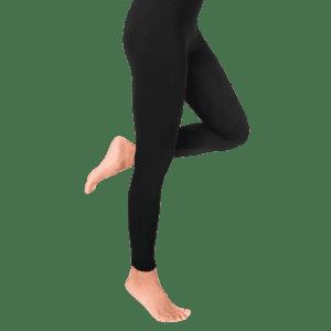 Muk Luks Women's Classic Unlined Leggings for $7