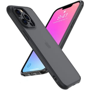 """Janmitta 6.1"""" Shockproof Case for iPhone 13 Pro for $5"""