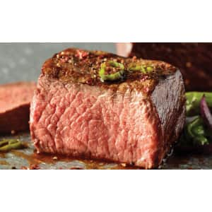 Omaha Steaks 27-Piece Deluxe Steaks, Chicken & Chops Bundle for $133