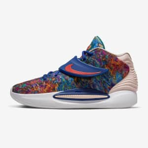 Nike Men's KD14 Shoes: for $123