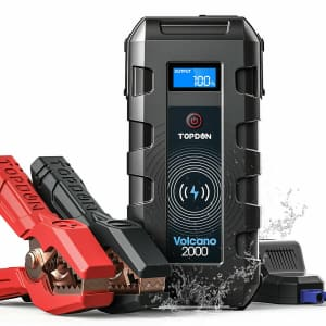 Volcano 20,800mAh Car Starter and Charger for $87