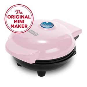 Dash Mini Maker: The Mini Waffle Maker Machine for Individual Waffles, Paninis, Hash browns, & for $19