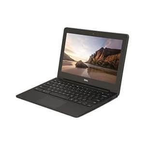 Dell Chromebook 11 CB1C13 11.6inch Laptop Intel Celeron 2955U 1.40GHz 2GB 16GB SSD (Renewed) for $119