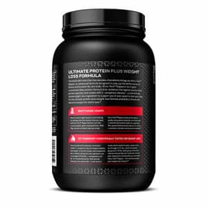 Protein Powder for Weight Loss | MuscleTech Nitro-Tech Ripped | Whey Protein Powder + Weight Loss for $32