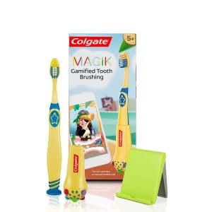 Colgate Magik Kids' Gamified Toothbrush for $5.77 via Sub & Save