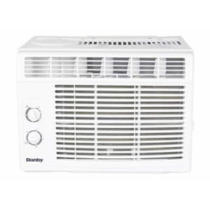 Danby 5,000 BTU Window Air Conditioner with two way air direction, White DAC050MB1WDB for $271
